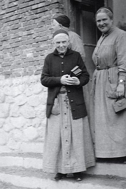 Urszula Ledochowska w Zakopanem